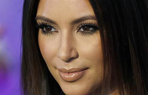 Kim Kardashian wurde im Juni erstmals Mutter. Foto: AP