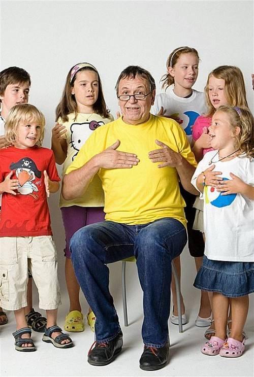 Kinder in die Mitte