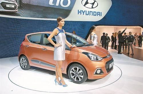 Kommt jetzt im Europa-Format aus der Türkei: der Hyundai i10 ist deutlich gewachsen.