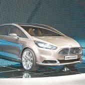 Ford-Modell hört das Herz klopfen