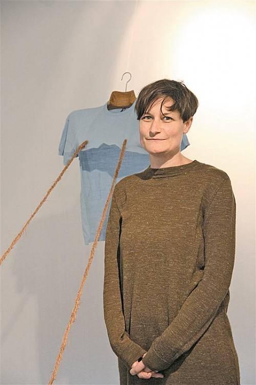 Kunst verändert etwas, davon ist Christine Lederer überzeugt. Foto: AG