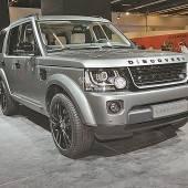 Land Rover startet Technik-Offensive