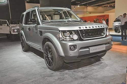 Land Rover hat das Erfolgsmodell Discovery gründlich überarbeitet. Die neuen Modelle kommen im Dezember zu den heimischen Händlern.