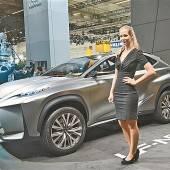 Lexus zeigt auf der IAA Ecken und Kanten