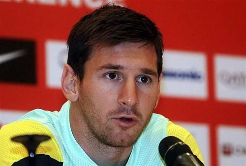 Lionel Messi will keinen Konflikt mit den Steuerbehörden. Reuters