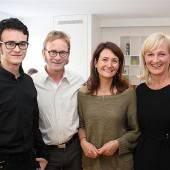 Bludenz: Werbeagentur präsentierte neues Büro