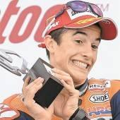 Sechster Sieg für Marquez