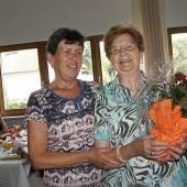 Jubiläumsgast bei den Senioren
