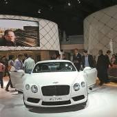 Bentley legt beim V8 nach