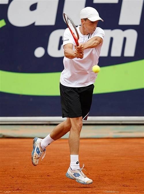 Martin Fischer ist wieder in den Top-200 der Weltrangliste.  gepa