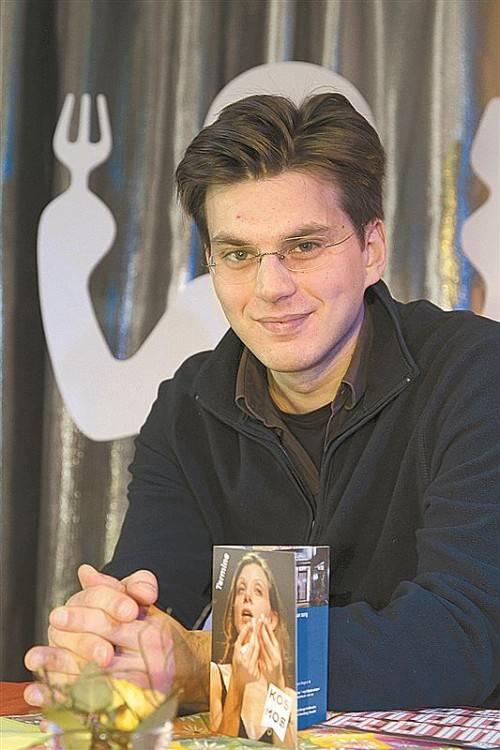 Max Lang lässt wieder etwas von sich hören. Foto: VN
