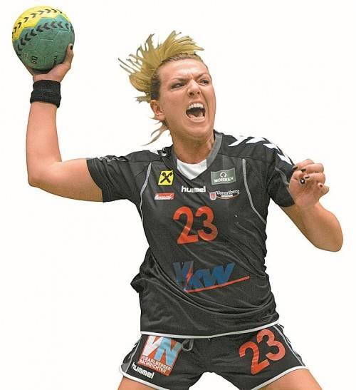 Michaela Lindner bestreitet ihre letzte Saison. Foto: vn/DS