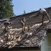 Neues Dach für Venser Kapelle