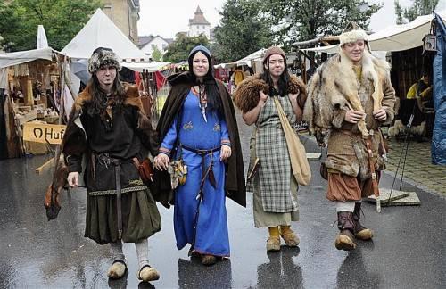 Mittelaltermärkte erfreuen sich größter Beliebtheit.
