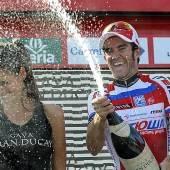 Moreno Leader bei der Vuelta