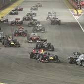 Vettels nächstes Feuerwerk