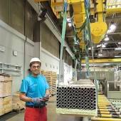 Sapa statt Hydro: Werk Nenzing aufgewertet