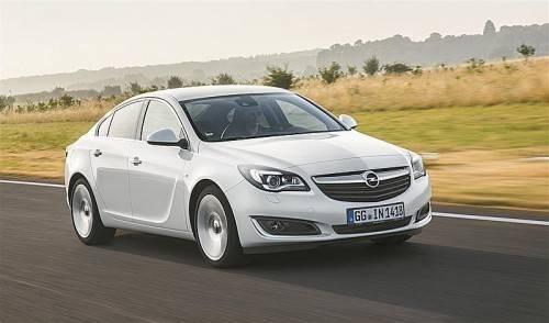 Neuauflage des Opel-Erfolgsmodells Insignia. Von der ersten Generation wurden 600.000 Exemplare verkauft.