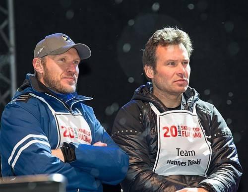 Neuer Renndirektor für die SpeedBewerbe: Hannes Trinkl. Foto: gepa
