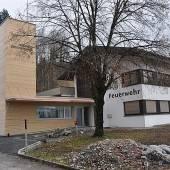 Feuerwehrhaus in Muntlix wird eröffnet