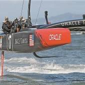 Oracle konnte Serie verlängern
