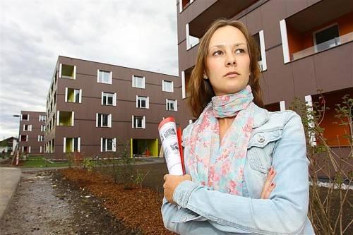 Ob bei der Schaffung privaten Wohneigentums oder bei Miete: Leistbar soll das Wohnen sein. Foto: VN/HB