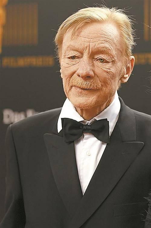 Otto Sander starb im Alter von 72 Jahren. Foto: reuters
