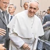 Papst fordert eine Wende