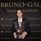 Hosiner großer Sieger bei Gala der Fußballer