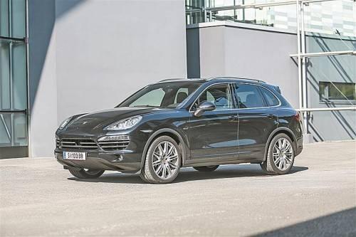 Porsche Cayenne S Diesel: Der Nobel-SUV mit der Qualität und dem Talent fürs Grobe und fürs Feine. Fotos: vn/steurer