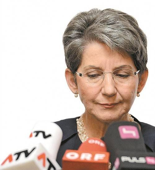 Prammer (59) will mit ihrem Schritt einer Stigmatisierung von Krebspatienten entgegentreten. Foto: APA