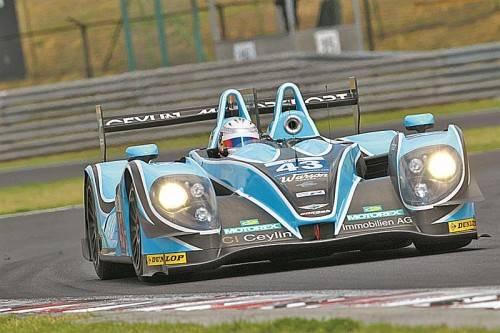 Rang fünf bei der Premiere in einem ELMS-Boliden für Christian Klien auf dem Hungaroring. Foto: Morand Racing