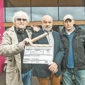 Bilgeri-Film: Die ersten Szenen sind im Kasten