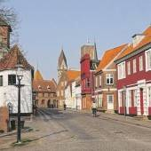 Besonderes Flair in Ribe