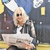 Den Jugendlichen das Zeitunglesen näherbringen