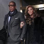 Beyoncé und Jay Z dick im Geschäft