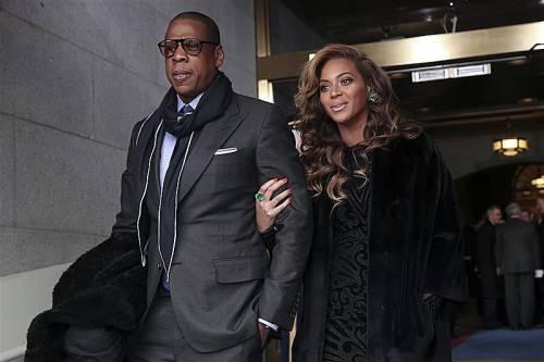 """Sängerin Beyonce und ihr Ehemann Jay Z haben es wieder auf Platz 1 der """"Forbes""""-Liste der bestverdienenden Celebrity-Paare geschafft. FOTO: ap"""