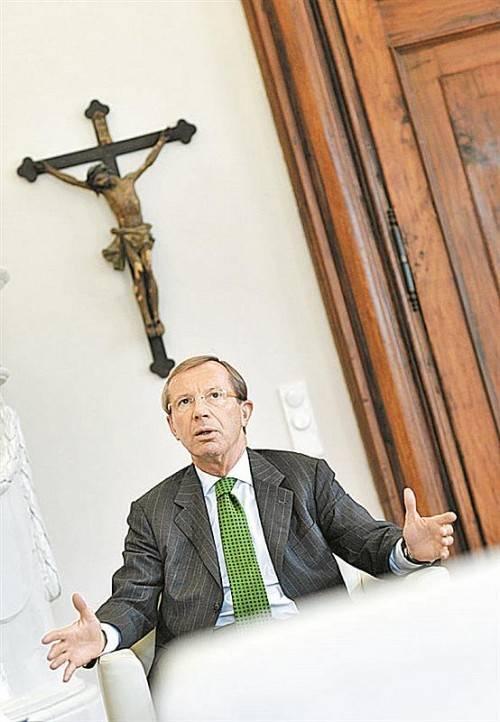 Salzburgs Landeshauptmann Wilfried Haslauer (ÖVP). Foto: APA
