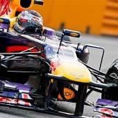 Vettel stark, Alonso schwächelt