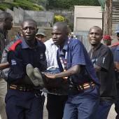 Blutbad in Nairobi