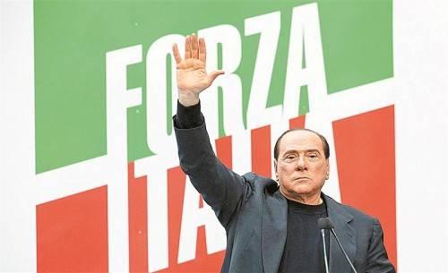 Seit 1993 überschattet Silvio Berlusconi die Politik, vorübergehend auch als Ministerpräsident. Foto: EPA