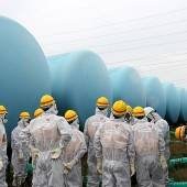 Japan pumpt Millionen in Fukushima-Atomruine