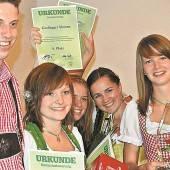 Junggärtner gewannen Bundeslehrlingsbewerb