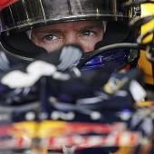 Vettel gibt das Tempo vor