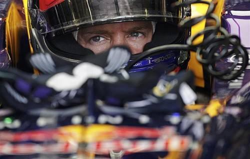 Sollte Sebastian Vettel in Monza gewinnen, wäre ihm der vierte WM-Titel in Serie praktisch sicher. Foto: EPA