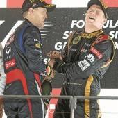 Räikkönen tat der Rücken weh