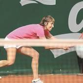 Meusburger wieder im Halbfinale