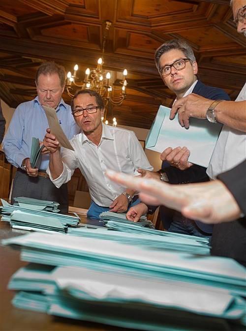 Spitzenergebnis für NEOS, ÖVP nur knapp vor FPÖ.