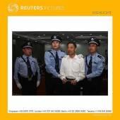 Lebenslange Haft für chinesischen Politstar
