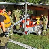 Stützpunktfeuerwehren bekommen neue Pumpen